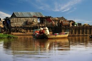 Cambodia - Tonle Sap Lake Siem Reap