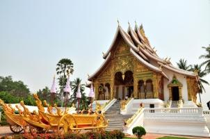 Laos - Luang Prabang Royal Palace