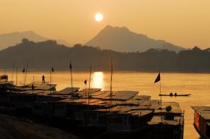 Laos - Mekong river