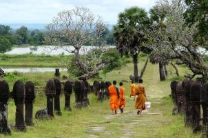Laos - Pakse Wat Phou