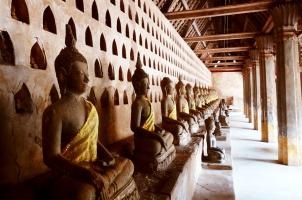 Laos - Vientiane Wat Sisaket