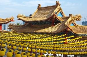 Malaysia - Chinese Temple Kuala Lumpur