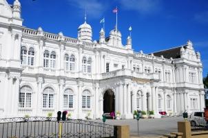 Malaysia - City Hall GeorgeTown Penang