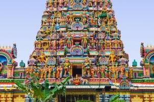 Malaysia - Hindu Tempel Kuala Lumpur