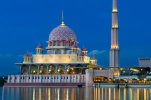 Malaysia - Moschee Kuala Lumpur