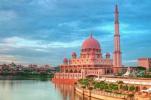 Malaysia - Putra Mosque Putrajaya