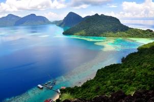 Malaysia - Sabah Landscape