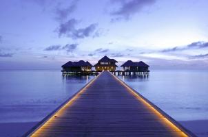 Maledives - Huvafen Fushi Spa