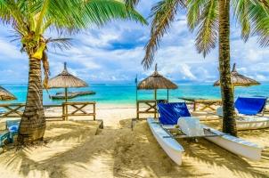 Mauritius - Blue Bay public beach