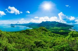 Mauritius - Brabant Mountain
