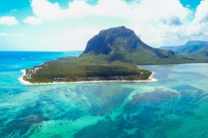 Mauritius - Islands in the Pacific Ocean