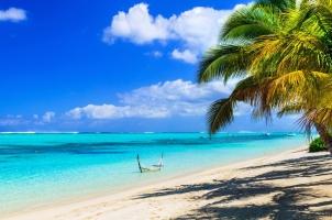 Mauritius - white sandy beaches