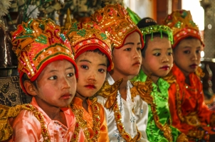 Myanmar - A Lal Ywar