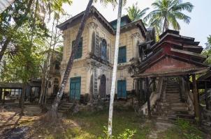 Myanmar - Danuphyu