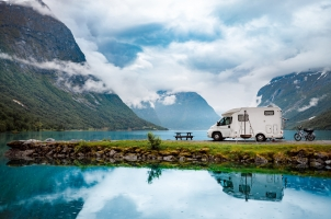 Norway - Family Motorhome Vacation