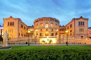 Norway - Oslo parliament