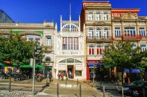 Portugal - Livraria Lello bookstore