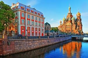 Russia - Church of the Savior on Blood