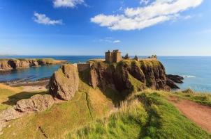 Scotland - Dunnottar Castle Stonehaven
