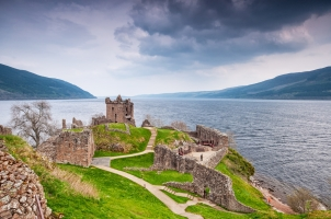 Scotland - Loch Ness