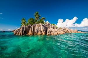 Seychelles - St. Pierre Island