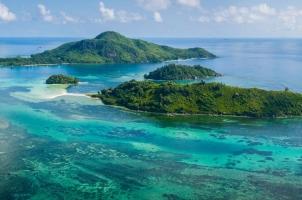 Seychelles - St. Anne Marine Park