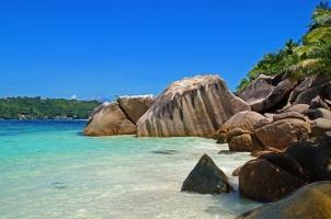 Seychelles - Beach and Sea