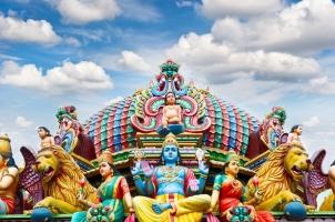 Singapore - Mariamman temple
