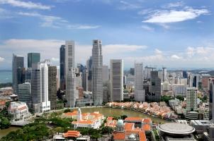 Singapore - View
