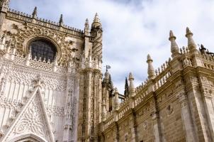 Spain - Cathedral Maria de la Sede