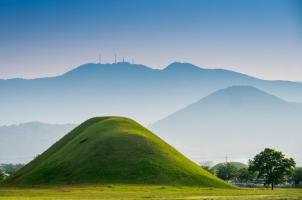 Südkorea - Cheonmachong Tomb Gyeongju