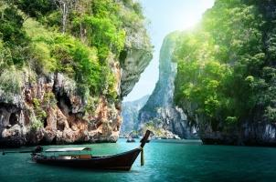 Thailand - Boat Krabi