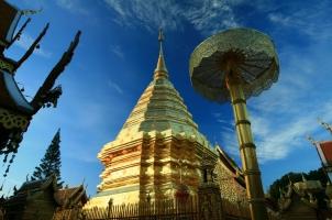 Thailand - Doi Suthep Chiang Mai