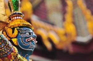 Thailand - Temple Bangkok