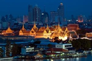 Thailand - Grand Palace bangkok