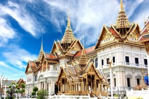 Thailand - Palace bangkok