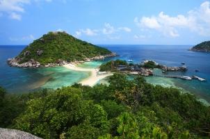Thailand - nang yuan island