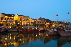 Vietnam - Hoi An by night