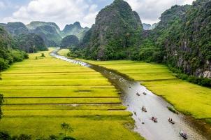 Vietnam - Tam Coc Natural Reserve