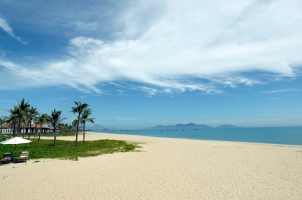 Vietnam - The Nam Hai Beach
