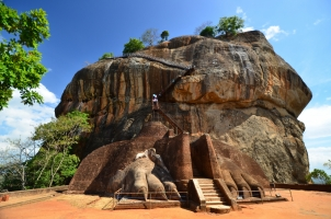 Sri Lanka - Sigiriya Lion Rock Fortress
