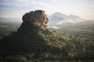 Sri Lanka - Sigiriya Lion Rock