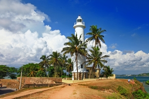 Sri Lanka - lighthouse Fort Galle