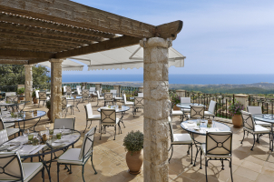 Château Saint-Martin & Spa - Terrace Restaurant