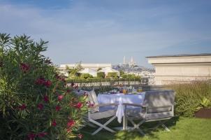 The Peninsula Paris - Garden Suite