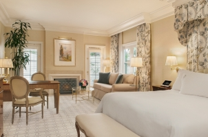 The Peninsula Paris - Grand Deluxe Guestroom