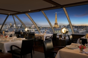 The Peninsula Paris - Restaurant