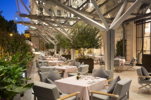 The Peninsula Paris - La Terrasse