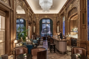 The Peninsula Paris - Le Bar