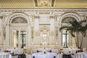 The Peninsula Paris - Le Lobby Restaurant